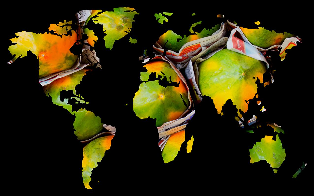 Papaya mapa