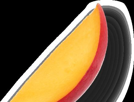 Fruta cortada